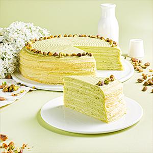 August Seasonal Cake