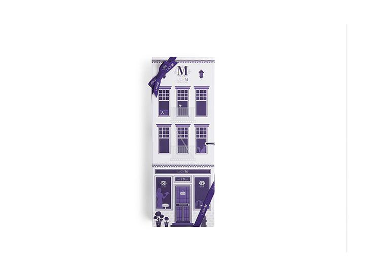 "5pc Bon Bon Book - ""The Upper Eastside"""