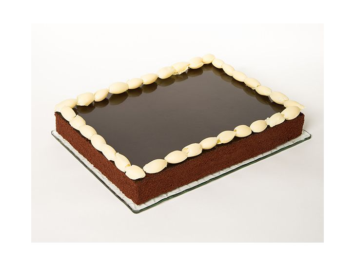 Couronne Au Chocolat (Half Sheet)